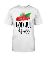 GOD JUL Y'ALL TRUCK Classic T-Shirt thumbnail