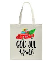 GOD JUL Y'ALL TRUCK Tote Bag thumbnail