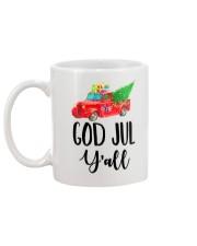 GOD JUL Y'ALL TRUCK Mug back