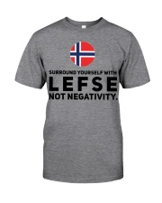 SURROUND YOURSELF WITH LEFSE Classic T-Shirt front