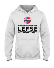 SURROUND YOURSELF WITH LEFSE Hooded Sweatshirt thumbnail