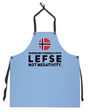 SURROUND YOURSELF WITH LEFSE Apron thumbnail