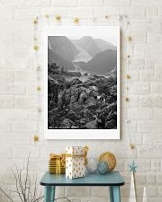 NORWAY 1929 LAKE AND GLACIER VINTAGE 11x17 Poster lifestyle-holiday-poster-3