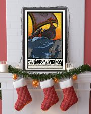 SEE THE LANDS OF THE VIKINGS VINTAGE TRAVEL POSTER 11x17 Poster lifestyle-holiday-poster-4