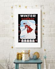 WINTER IN NORWAY VINTAGE 1907 11x17 Poster lifestyle-holiday-poster-3