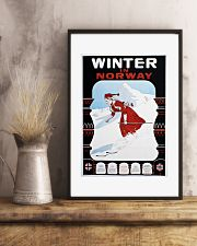 WINTER IN NORWAY VINTAGE 1907 11x17 Poster lifestyle-poster-3