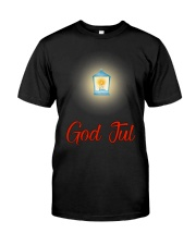 GOD JUL LANTERN Classic T-Shirt thumbnail