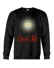GOD JUL LANTERN Crewneck Sweatshirt thumbnail