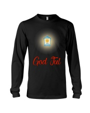GOD JUL LANTERN Long Sleeve Tee thumbnail