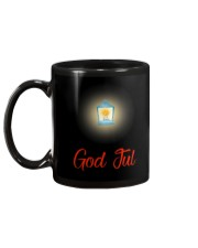 GOD JUL LANTERN Mug back
