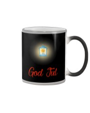 GOD JUL LANTERN Color Changing Mug thumbnail