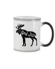 GOD JUL NORWEGIAN MOOSE Color Changing Mug thumbnail