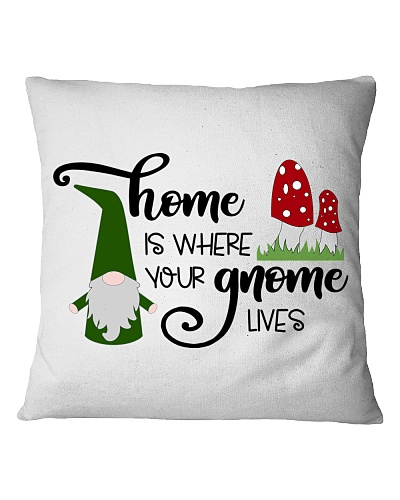 HOME IS WHERE YOUR GNOME LIVES