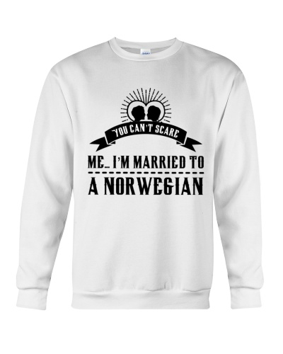 MARRIED TO A NORWEGIAN