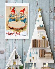 GOD JUL  VINTAGE 11x17 Poster lifestyle-holiday-poster-2
