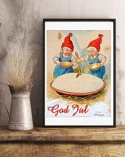GOD JUL  VINTAGE 11x17 Poster lifestyle-poster-3