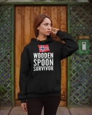 WOODEN SPOON SURVIVOR NORWAY Hooded Sweatshirt apparel-hooded-sweatshirt-lifestyle-02