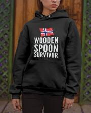 WOODEN SPOON SURVIVOR NORWAY Hooded Sweatshirt apparel-hooded-sweatshirt-lifestyle-front-03