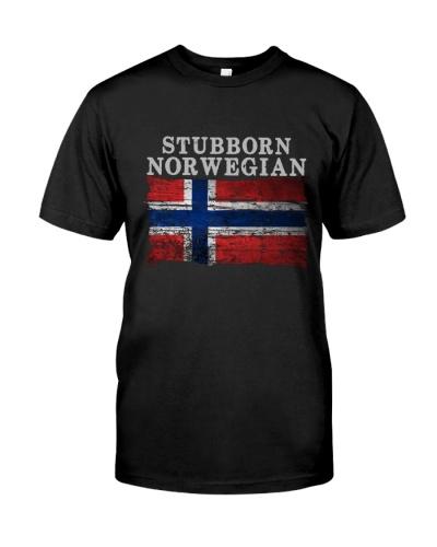 STUBBORN NORWEGIAN