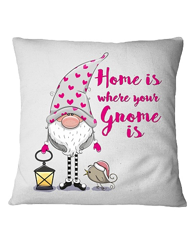 HOME IS WHERE YOUR GNOME IS NORWEGIAN