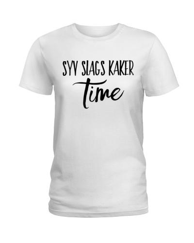SYV SLAGS KAKER COOKIES TIME