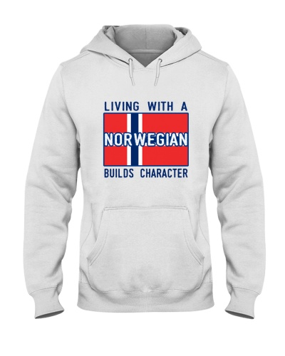 LIVING WITH A NORWEGIAN