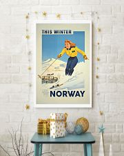 THIS WINTER NORWAY VINTAGE  11x17 Poster lifestyle-holiday-poster-3