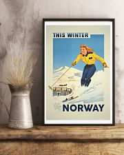 THIS WINTER NORWAY VINTAGE  11x17 Poster lifestyle-poster-3