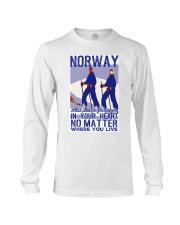 NORWAY IN MY HEART VINTAGE  Long Sleeve Tee thumbnail