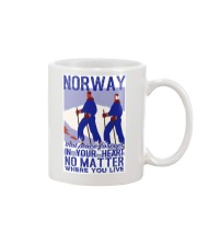 NORWAY IN MY HEART VINTAGE  Mug thumbnail