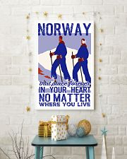 NORWAY IN MY HEART VINTAGE  11x17 Poster lifestyle-holiday-poster-3