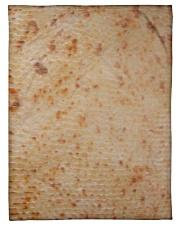 "LEFSE  Small Fleece Blanket - 30"" x 40"" front"