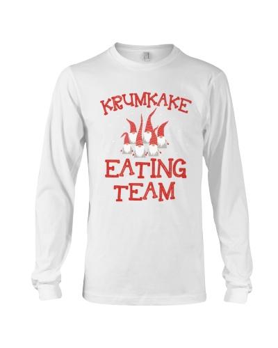 KRUMKAKE EATING TEAM