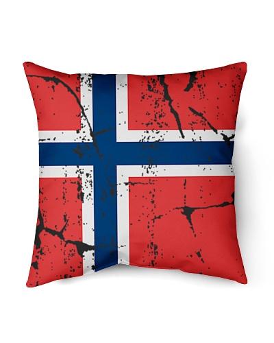 NORWEGIAN FLAG VINTAGE