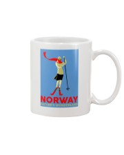 NORWAY VINTAGE TRAVEL Mug thumbnail