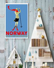 NORWAY VINTAGE TRAVEL 11x17 Poster lifestyle-holiday-poster-2