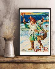 NORWAY GOD JUL NISSE 1947 VINTAGE 11x17 Poster lifestyle-poster-3