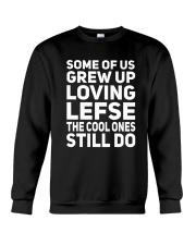 LOVING LEFSE Crewneck Sweatshirt thumbnail