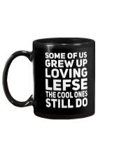 LOVING LEFSE Mug back