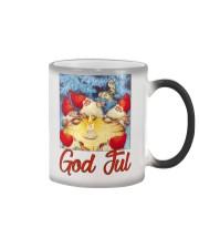 GOD JUL NISSE Color Changing Mug thumbnail