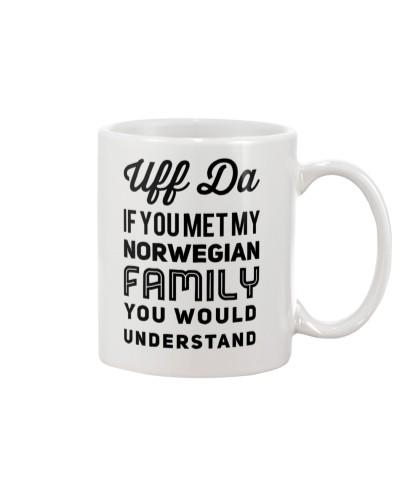 UFF DA NORWEGIAN FAMILY