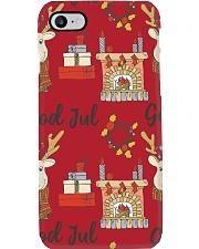 NORWEGIAN GOD JUL MERRY CHRISTMAS CUTE Phone Case thumbnail