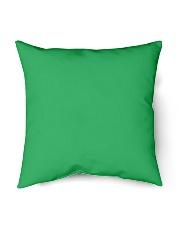 "NORWEGIAN GOD JUL MERRY CHRISTMAS CUTE Indoor Pillow - 16"" x 16"" back"