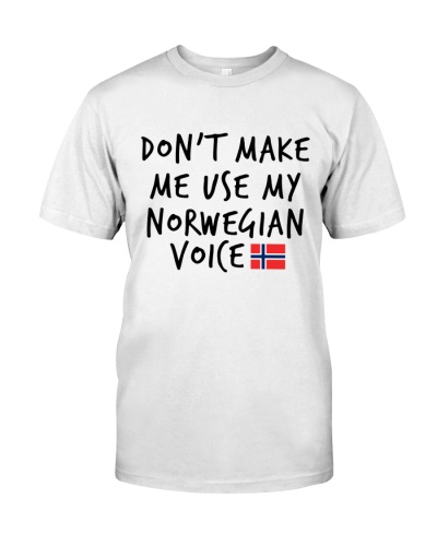 NORWEGIAN VOICE