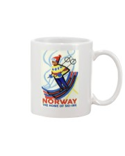NORWAY THE HOME OF SKI-ING VINTAGE  Mug thumbnail
