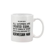 MARRIED TO A NORWEGIAN MAN Mug thumbnail