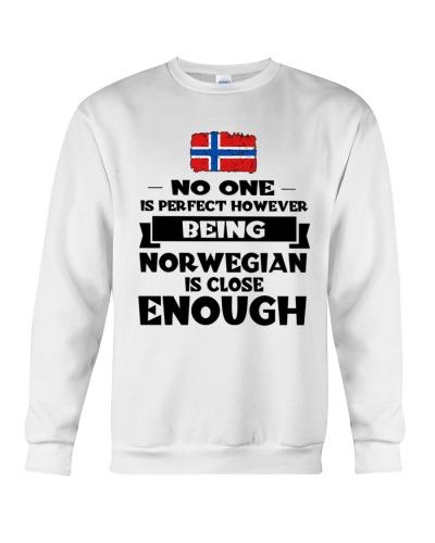 BEING NORWEGIAN