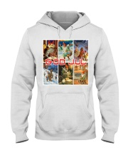 NORWAY GOD JUL NISSER Hooded Sweatshirt tile