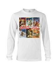 NORWAY GOD JUL NISSER Long Sleeve Tee tile