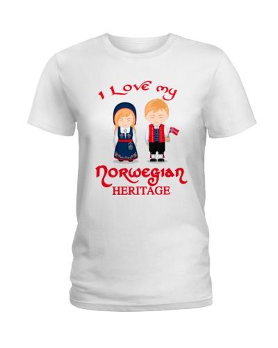 I LOVE MY NORWEGIAN HERITAGE
